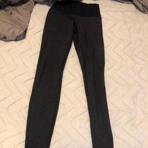 Lululemon Grey full length leggings, size 4